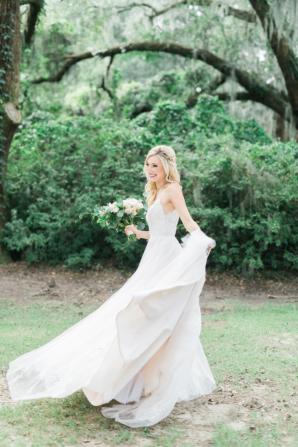Alvina Valenta Bridal Gown