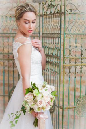 BHLDN Wedding Dress Chicago