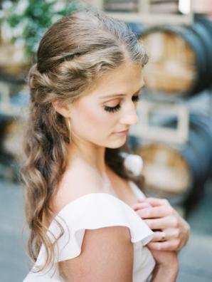 Braided Brides Hair
