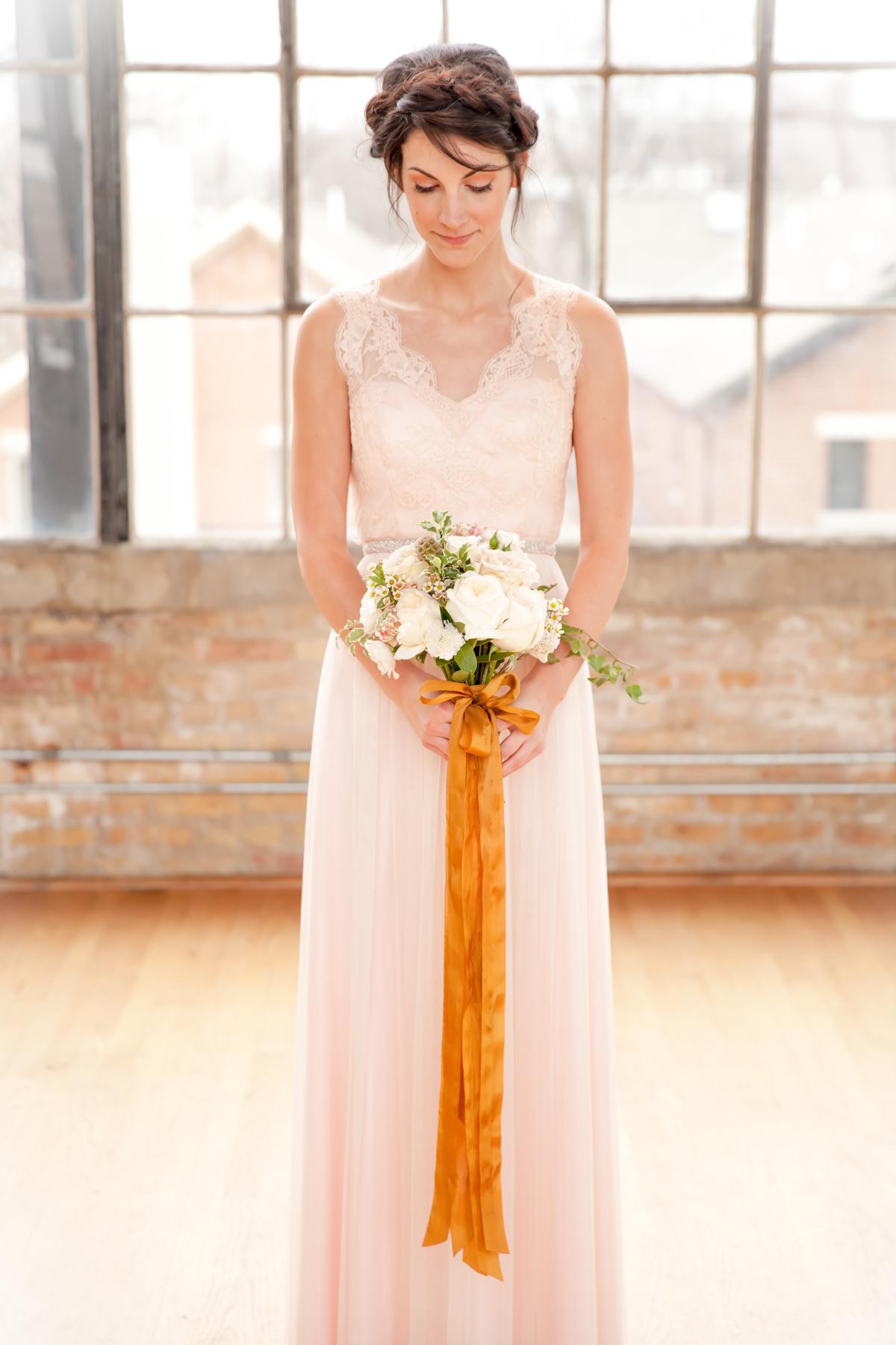 Bridesmaid in BHLDN