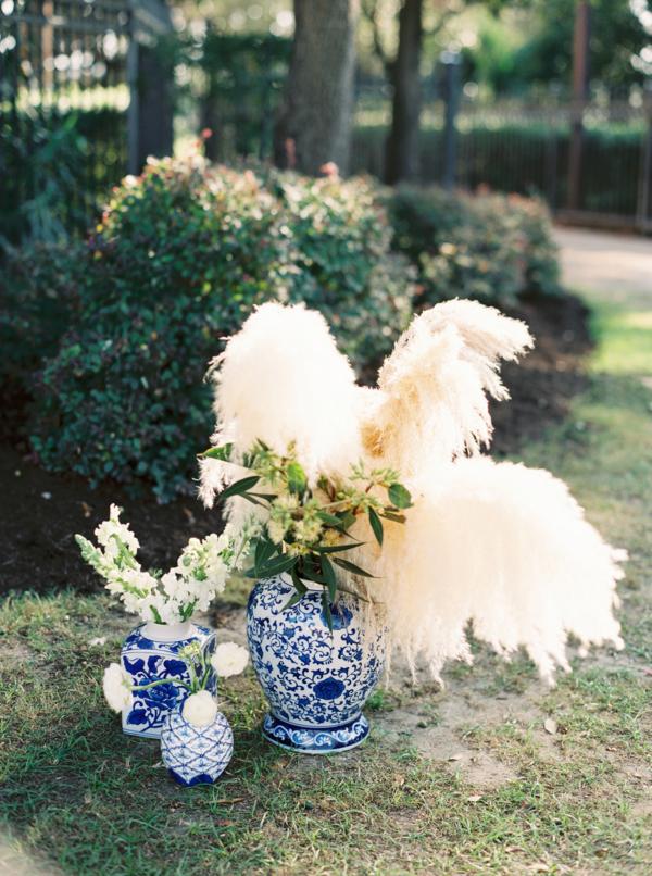 Florals in Ginger Jars