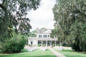 Legare Waring House Charleston Wedding