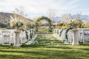 Outdoor Ceremony in Las Vegas