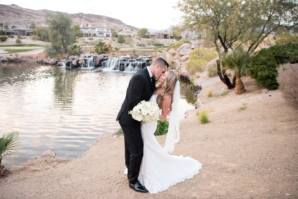 Red Rock Country Club Wedding 12