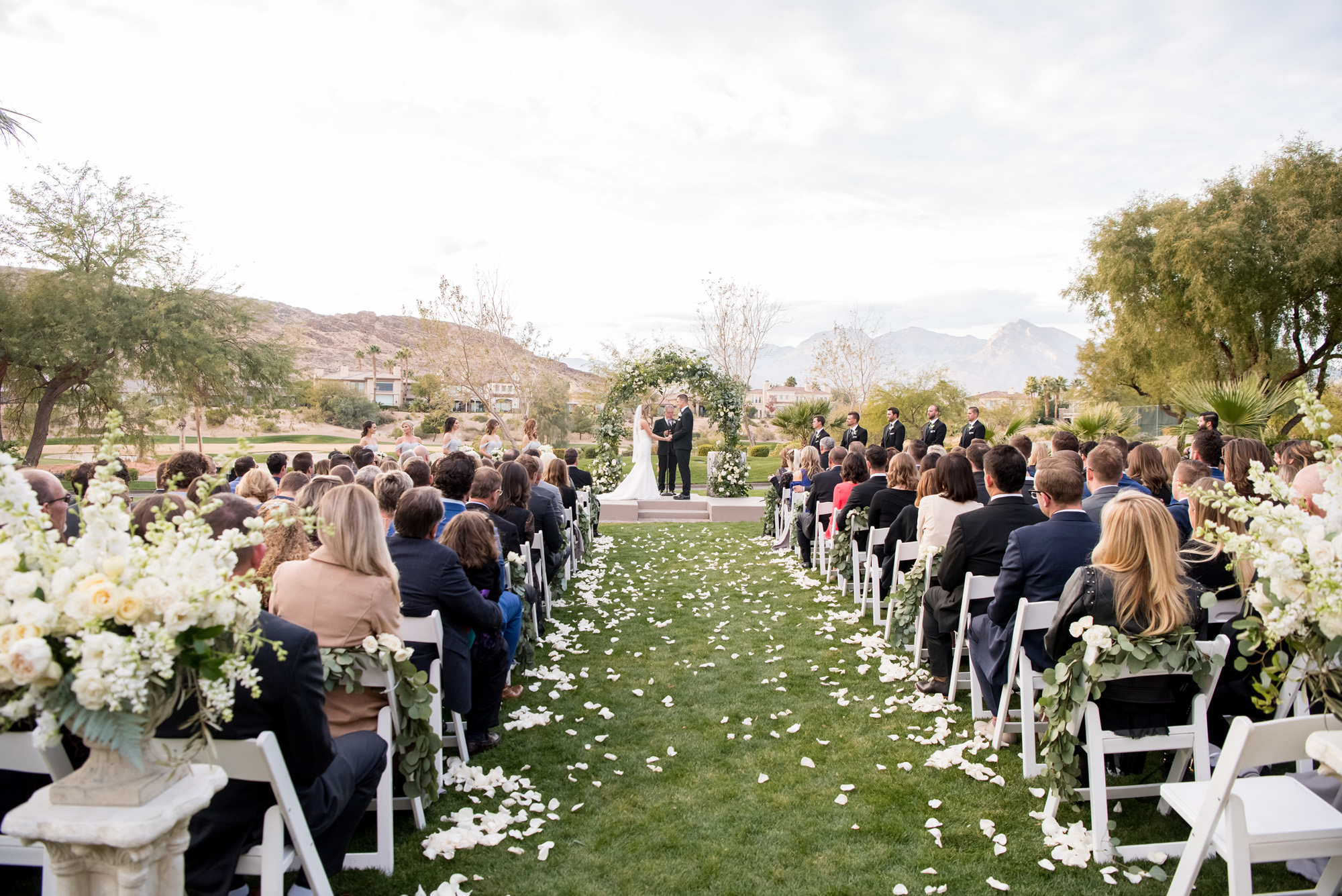 Red Rock Country Club Wedding 3