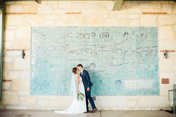 San Antonio Witte Museum Wedding 7