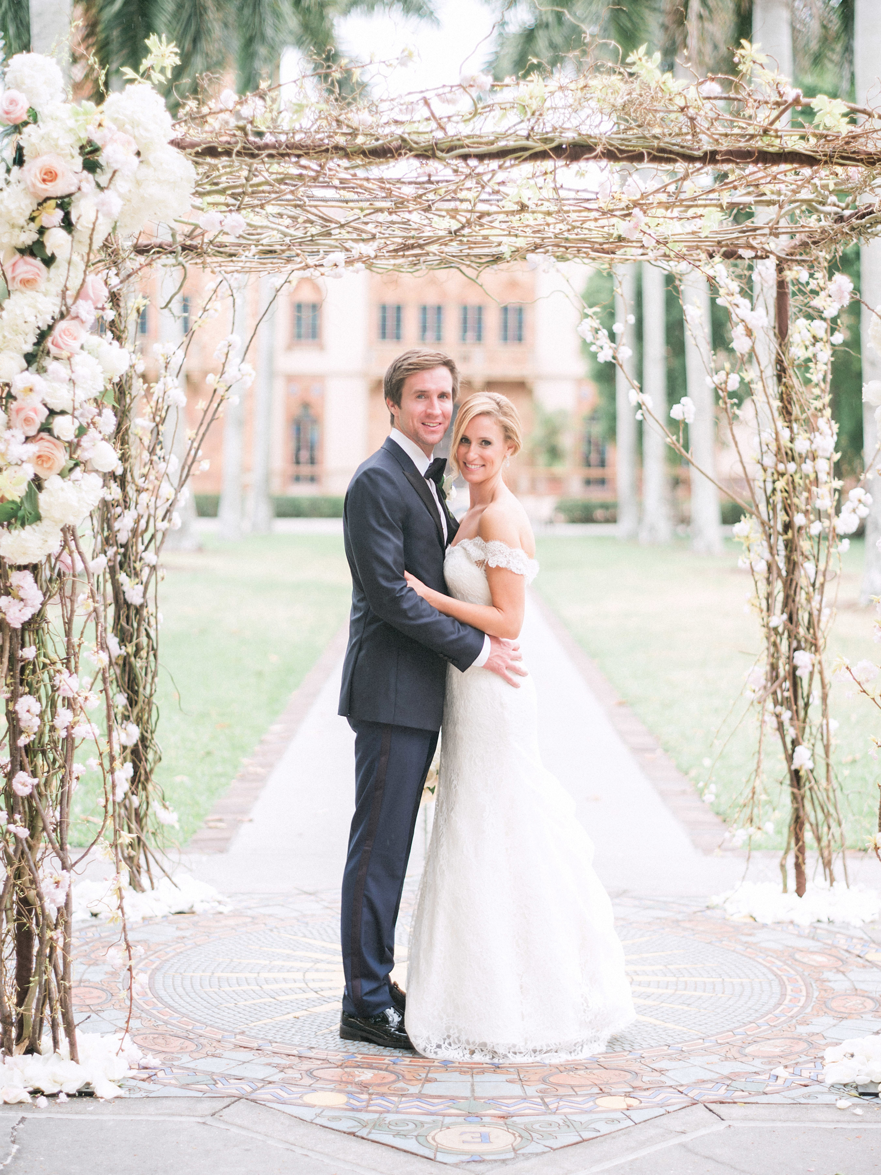 Sarasota Ringling Wedding 6