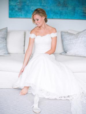 Wedding Dress by Sareh Nouri