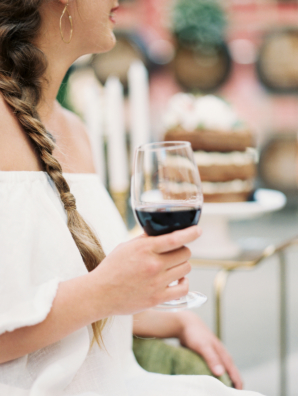 Wedding Inspiration at Winery