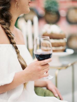 Wedding Inspiration at Winery