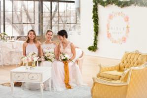 Wedding Lounge in Loft