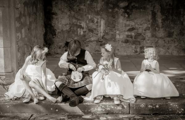 Children as Wedding Attendants