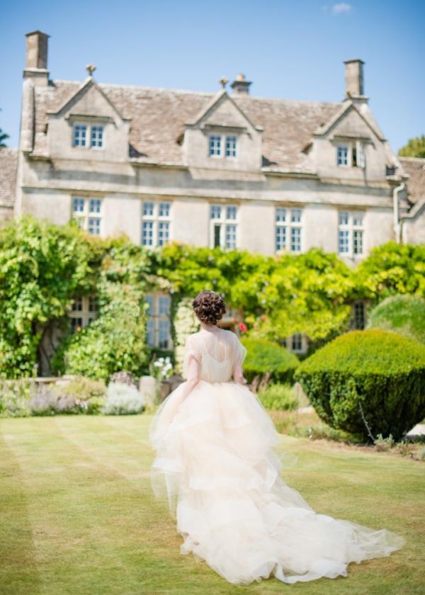 Country Manor English Wedding