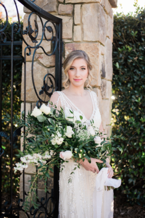 English Garden Wedding Inspiration Darling Today 13
