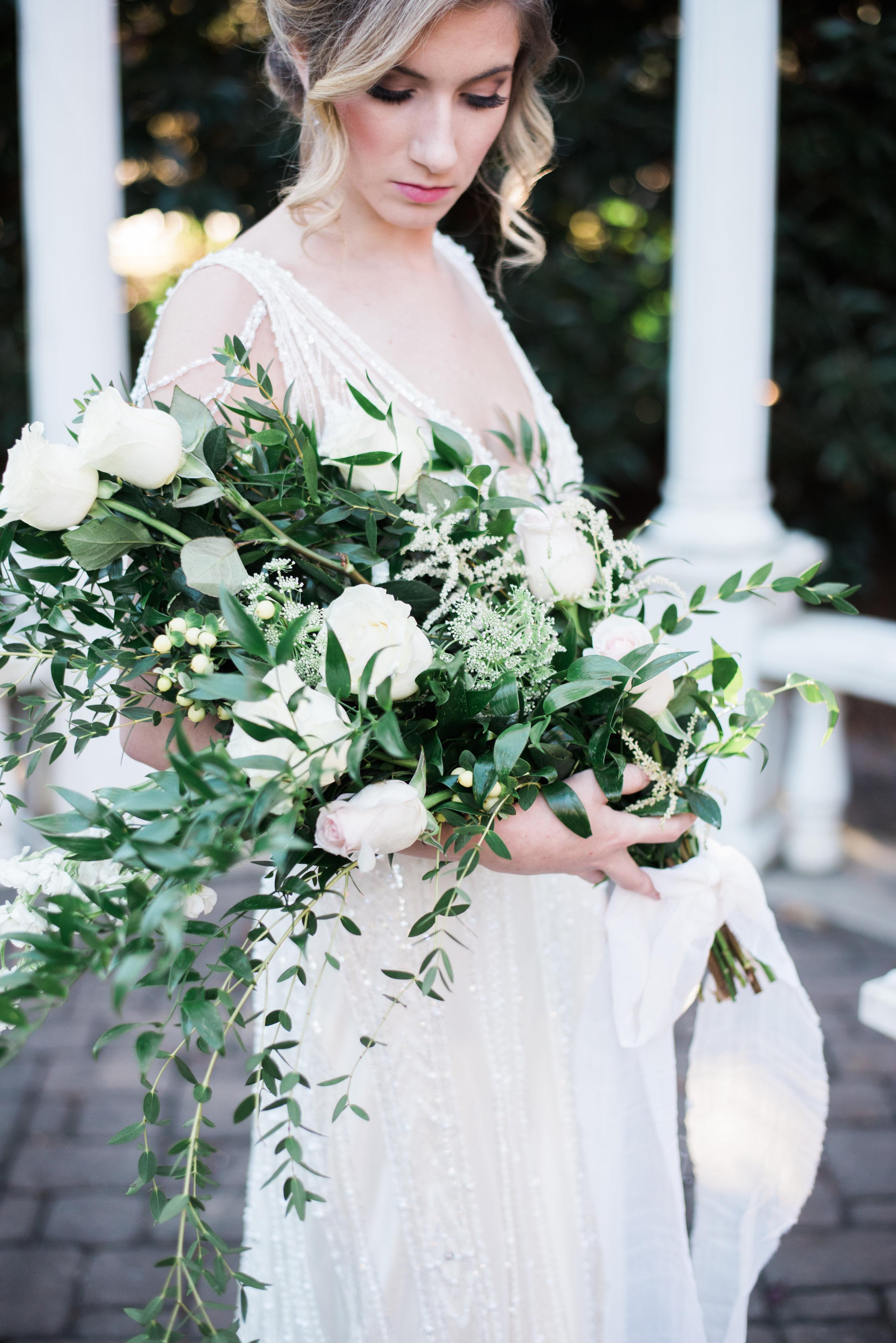 English Garden Wedding Inspiration Darling Today 16