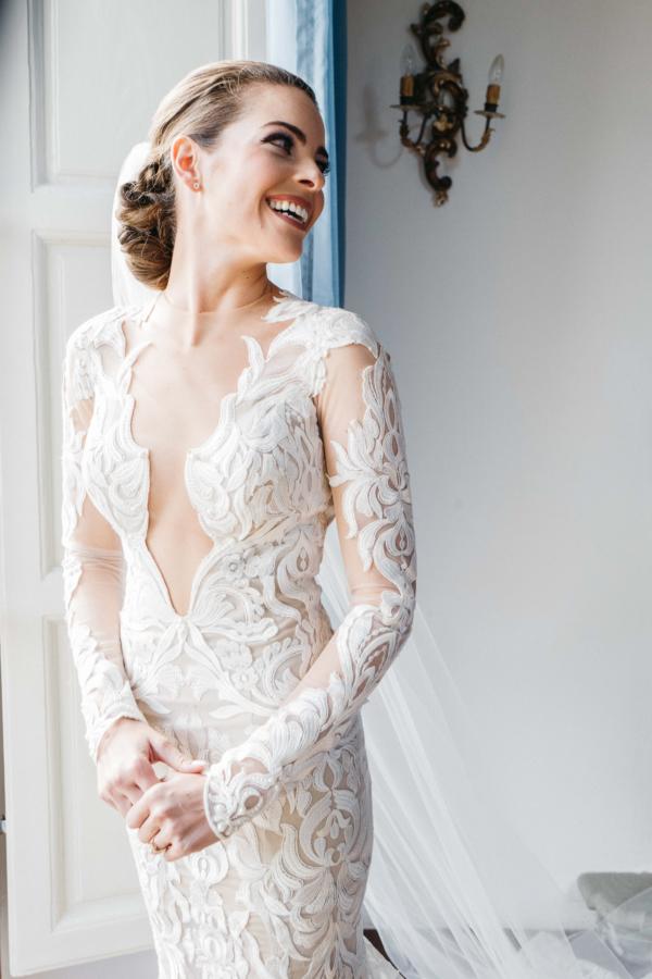 Berta Wedding Dress