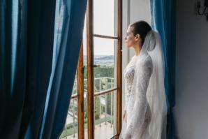 Bride in Berta