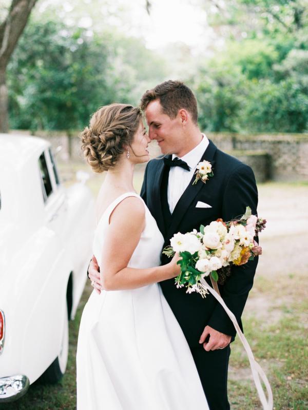 Elegant Charleston Wedding Middleton Place 10