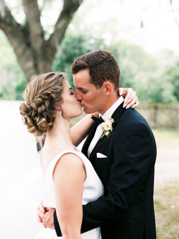 Elegant Charleston Wedding Middleton Place 11