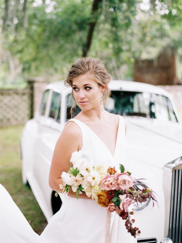 Elegant Charleston Wedding Middleton Place 14
