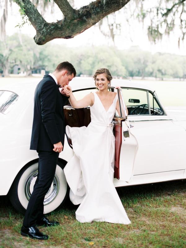 Elegant Charleston Wedding Middleton Place 15