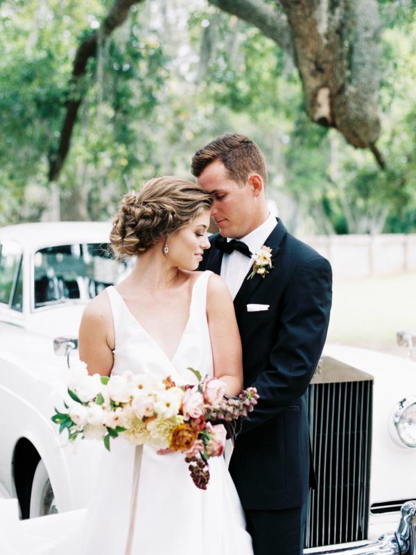 Elegant Charleston Wedding Middleton Place 16