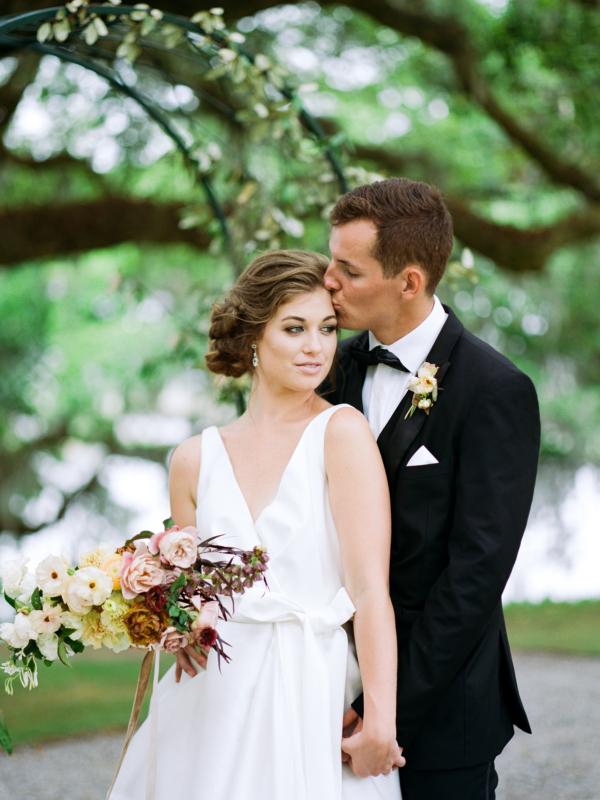 Elegant Charleston Wedding Middleton Place 3
