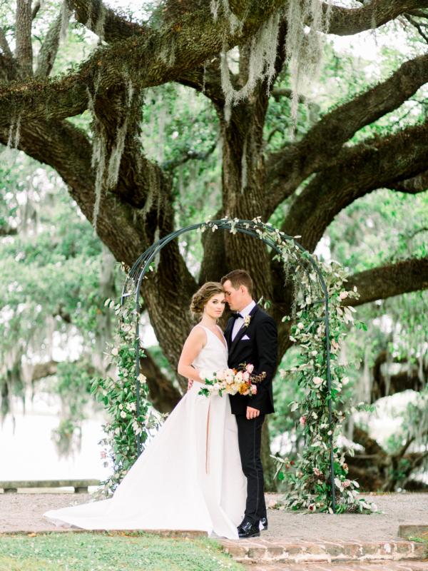 Elegant Charleston Wedding Middleton Place 4