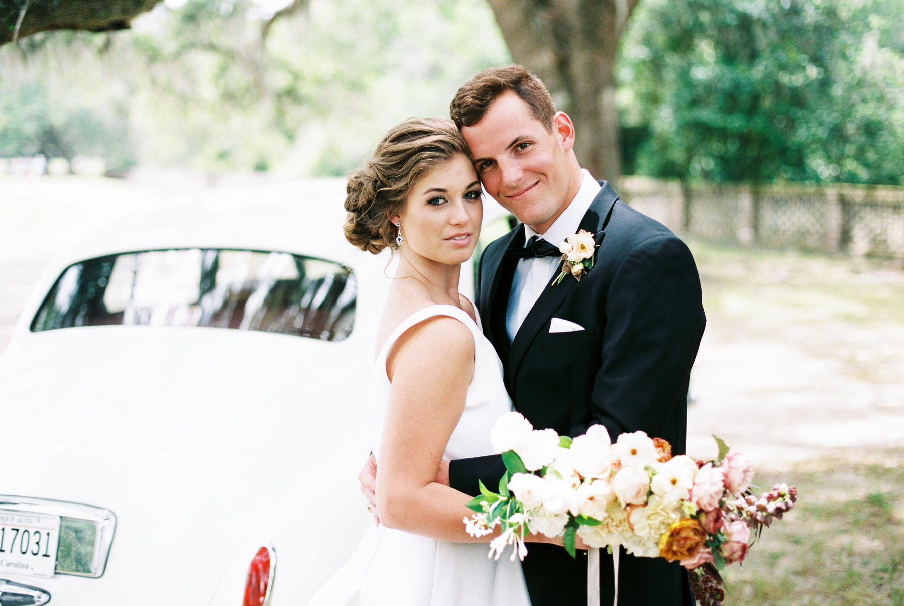 Elegant Charleston Wedding Middleton Place 8