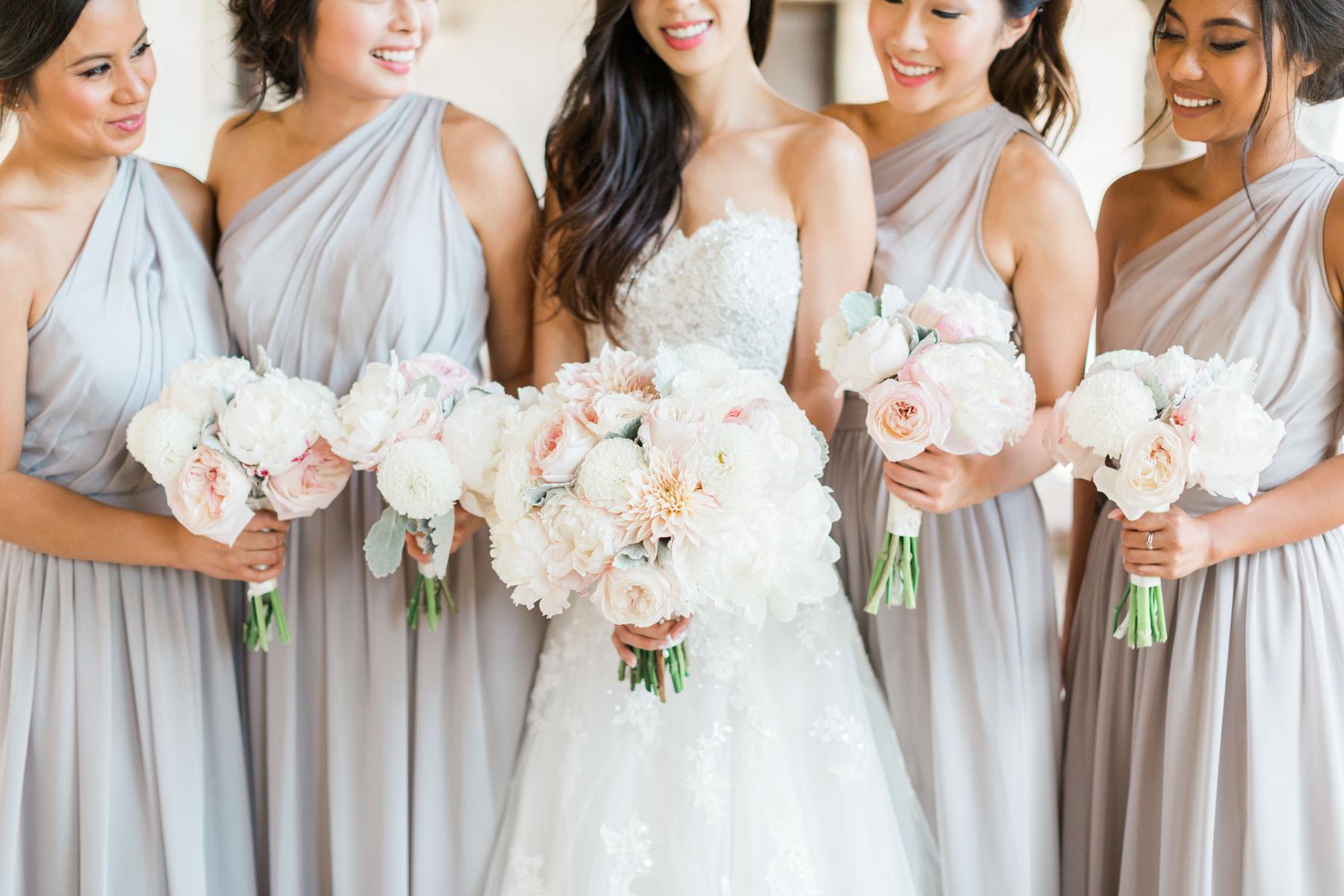 Peony Bridesmaid Bouquet