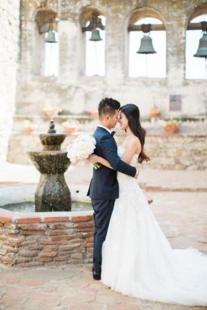 Serra Plaza San Juan Capistrano Wedding 7