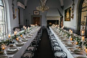 Tuscany Wedding in Villa