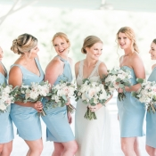 Blue Lula Kate Bridesmaids Dresses
