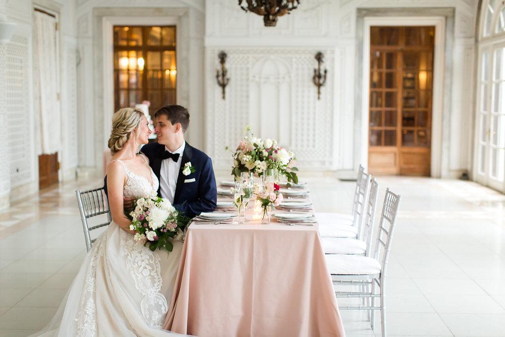 Elegant Chicago Wedding Inspiration Armour House 10