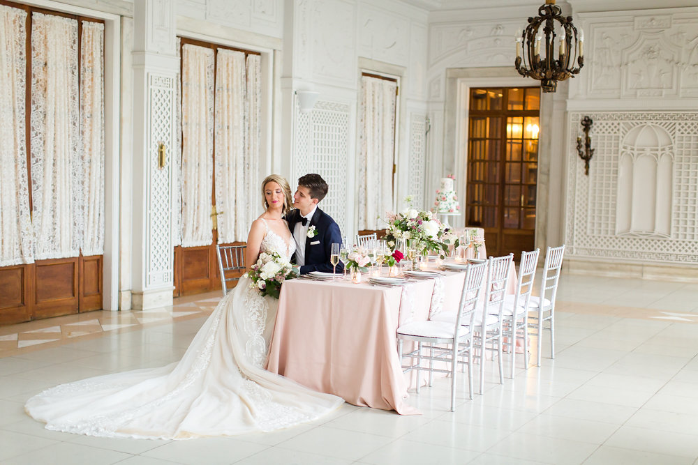 Elegant Chicago Wedding Inspiration Armour House 8