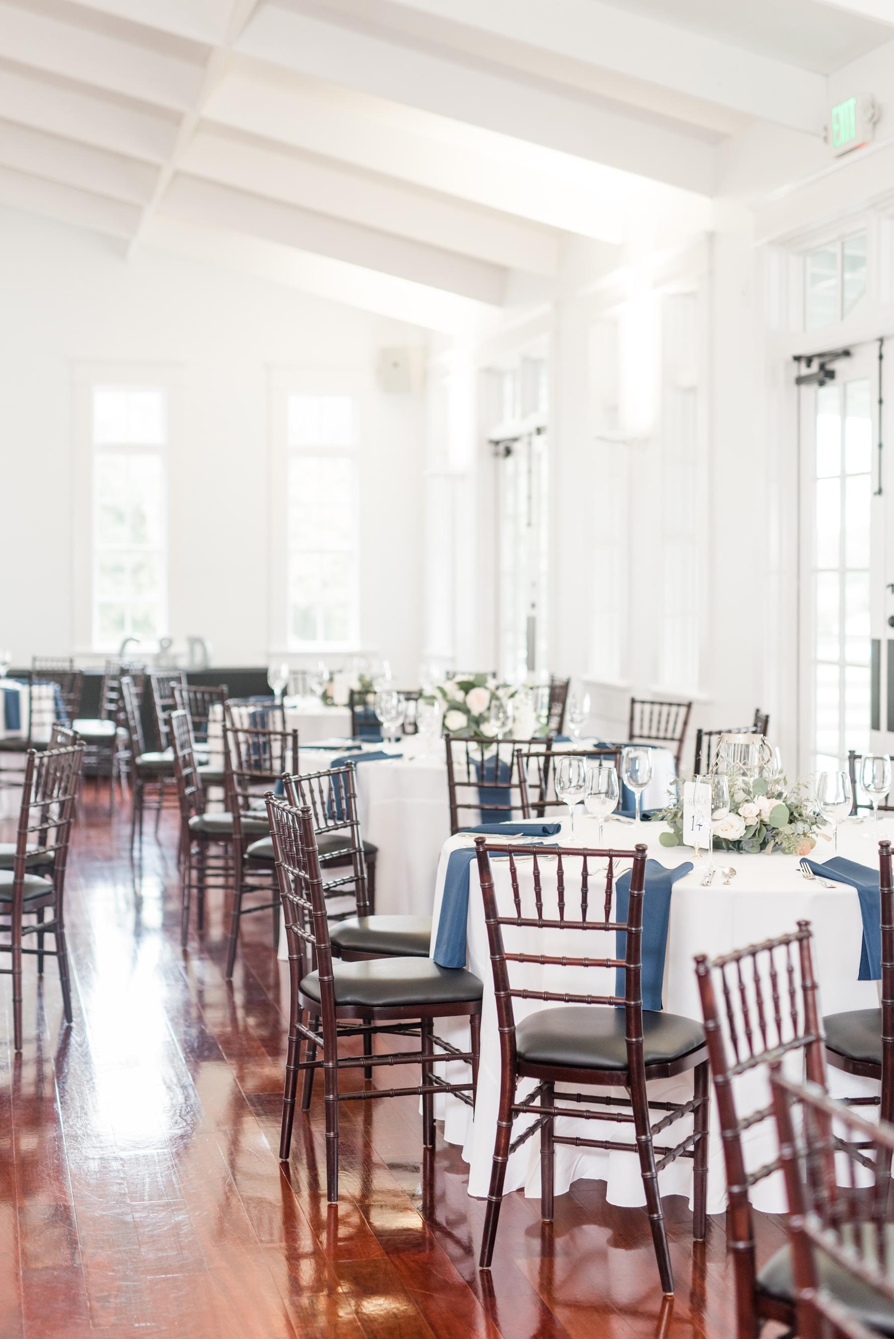 Nautical Inspired Classic Wedding