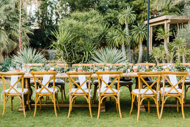 Private Estate Backyard Reception