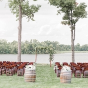 Riverside Wedding Ceremony