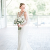 Wedding Dress from Annalise Bridal