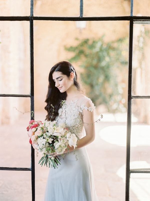 Elegant Bride on Film