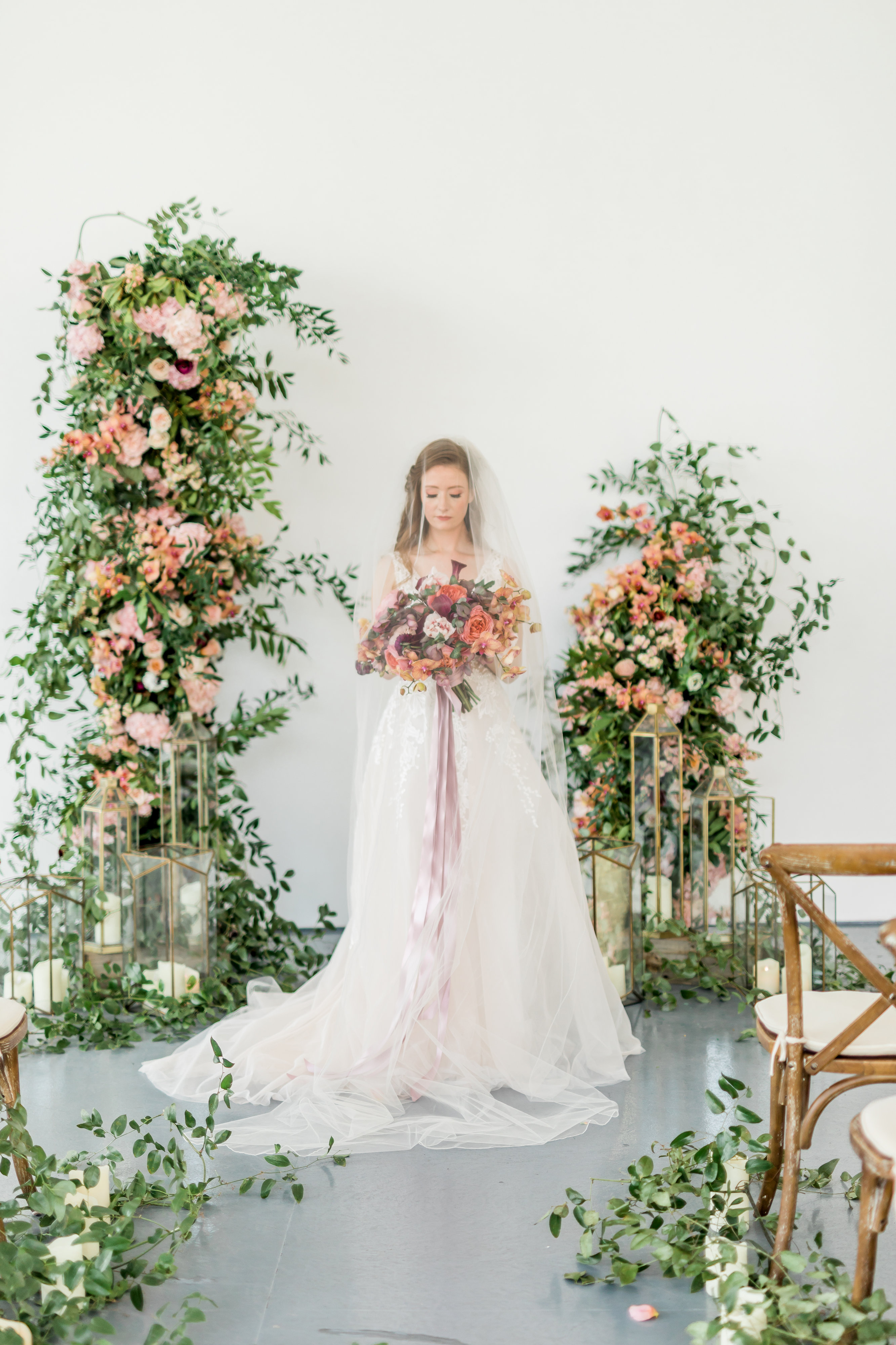 Elegant Colorful Wedding Ideas Sue Gallo Designs