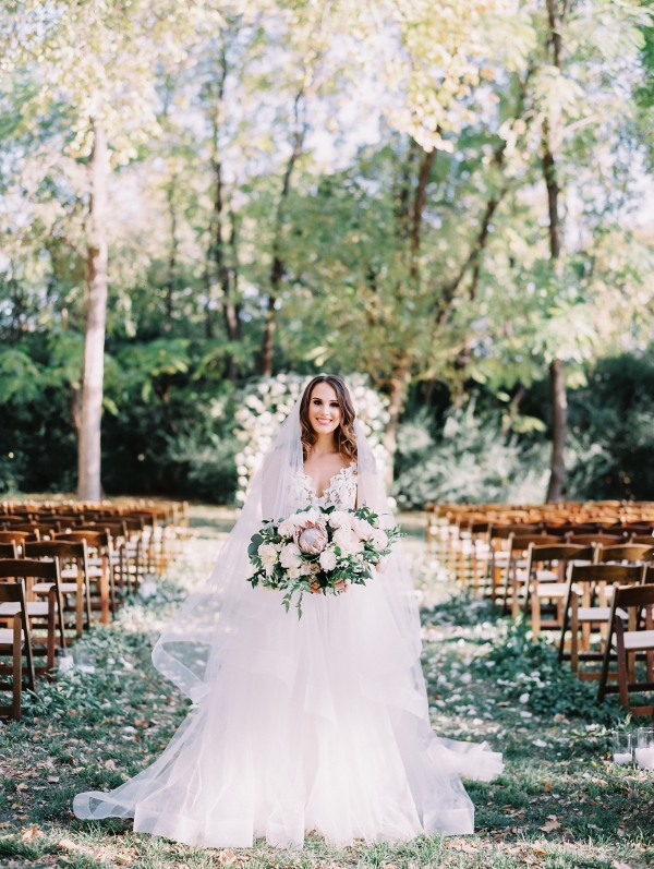 Elegant Dallas Bride