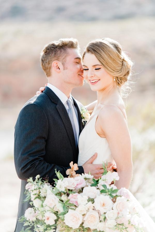 Elegant Desert Wedding Inspiration 2
