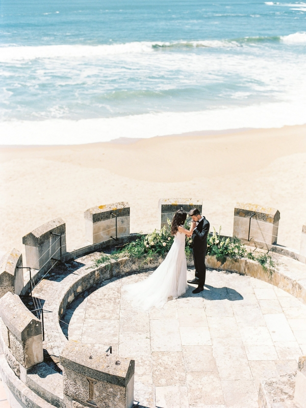 Elegant Elopement Estoril Portugal Splendida Weddings 11