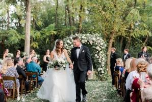 Elegant Fort Worth Ranch Wedding 1