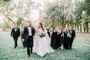 Elegant Fort Worth Ranch Wedding 3