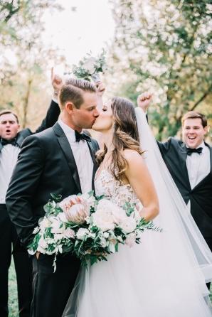 Elegant Fort Worth Ranch Wedding 4