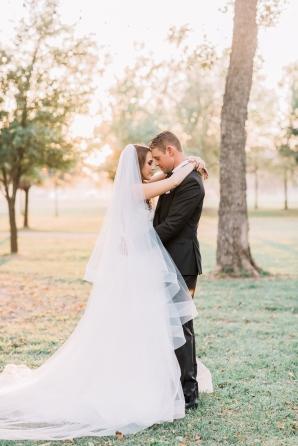 Elegant Fort Worth Ranch Wedding 5