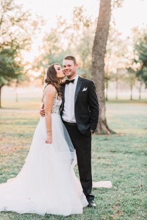 Elegant Fort Worth Ranch Wedding 6