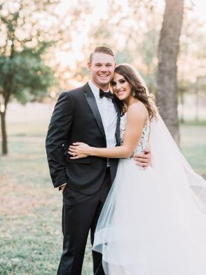 Elegant Fort Worth Ranch Wedding 7